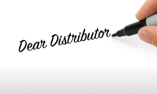 Dear Distributor … (From a Trusted Supplier)