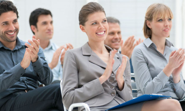 Speaking at Your Networking Group? Craft The Perfect 10-Minute Presentation